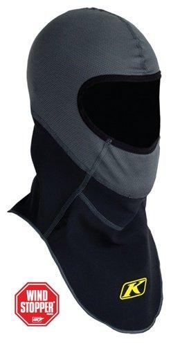 KLIM Men's Standard Balaclava, Black, One Size Fits All