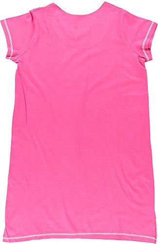LazyOne Damen Flamingo Looong Day Nachthemd V-Ausschnitt