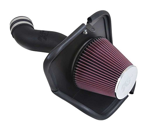 Update Fuel Kit Injection (K&N 63-1569 Performance Intake Kit)