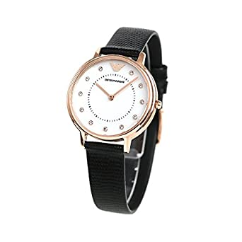 timeless design d675e 2ffdc Amazon | [エンポリオアルマーニ]EMPORIO ARMANI 腕時計 カッパ ...