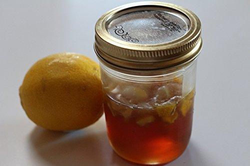 Canvas Print Lemon Yellow Fruit Citrus Medicinal Honey Organic Stretched Canvas 32 x 24