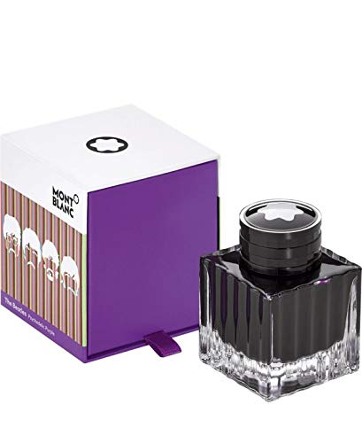 Montblanc The Beatles Psychedelic Purple Bottle Ink 116250 by Montblanc