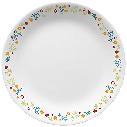 corelle dinnerware set orange - 1
