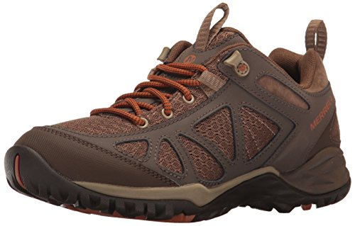 Image of Merrell Women's Siren Sport Q2 Hiking Shoe, Slate Black, 11 M US