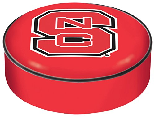 NCAA North Carolina State Wolfpack Bar Stool Seat Cover (State Stool Bar Wolfpack)