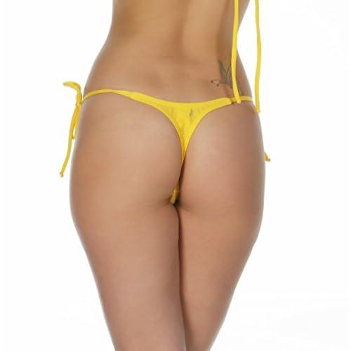 cdcfa4bc2a Brésil Ficelle Femmes Maillot String Micro Bain Kkompany Bikini De  7vIb6gmyfY