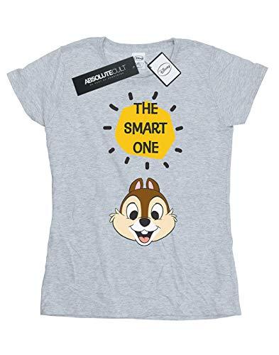 Disney Camiseta Smart N mujer Chip Grey deportiva para The de Dale One OOxqw7CfSn