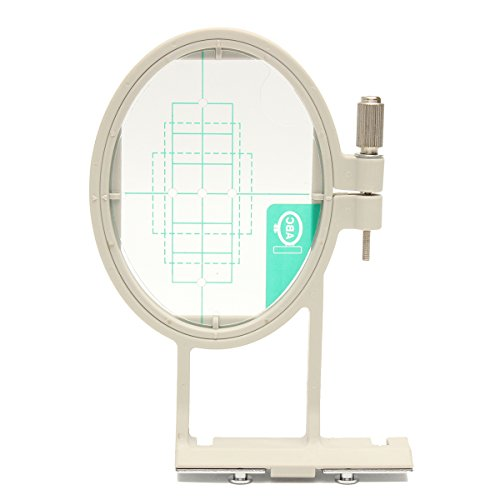 KINGSO Oval Embroidery Hoop for Brother Machines SE-270D SE-350 SE400 SE425 PE-300S PE-400D PE500 HE1 HE-120 HE-240 LB-6770 LB6770 PRW LB-6800PRW Innov-is 500D Innov-is 900D Innov-is 950D