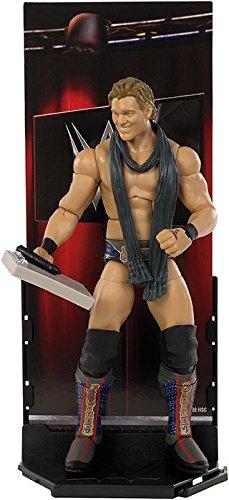 Chris Jericho Wrestling Figure - WWE Chris Jericho Elite 53 Mattel Toy Wrestling Action Figure