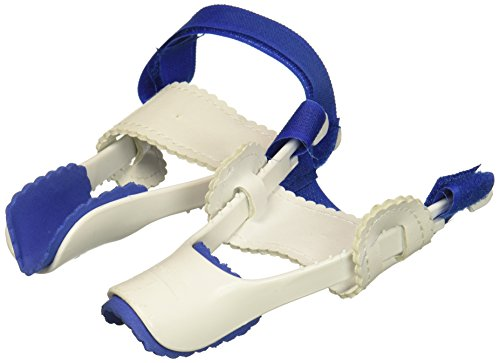 Remedy Health Max Care Bunion Splint with Hinge Foot Bunion Corrector, White by Remedy Health
