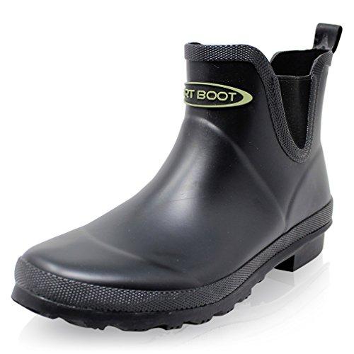 DIRT BOOT Neoprene Waterproof Equestrian Slip On Stable Muck Yard Chelsea Boots (UK Mens 6 Womens 7 EU(40)) DwP0mnO