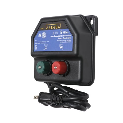 electric fence controller - 3