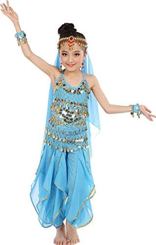 Buy belly dance costume dress - 5