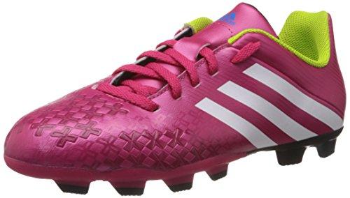 adidas Predito Lz Trx Fg J - Zapatillas de fitness Niños Rosa - Pink (VIVID BERRY S14 / RUNNING WHITE FTW / SOLAR SLIME)