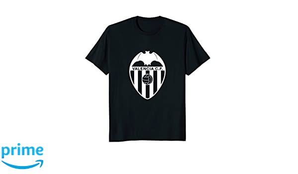 Amazon.com: Valencia C.F. Spain Soccer Futbol Camiseta TShirt Jersey: Clothing