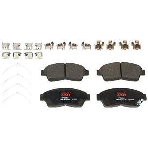 TRW TPC0562 Premium Front Disc Brake Pad Set