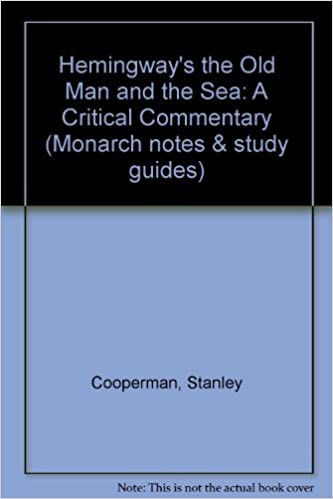 critical analysis of the old man and the sea