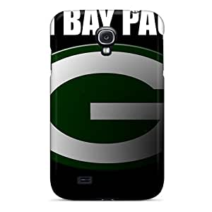 Protective Hard Cell-phone Case For Samsung Galaxy S4 With Custom High Resolution Green Bay Packers Pictures SherriFakhry