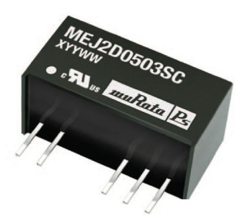 Isolated DC/DC Converters 2W 5-9V SIP SINGLE OUTPUT
