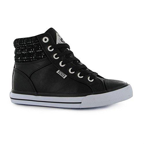 SoulCal Top Kinder Black Sneaker White Hi Asti cPH7wzAq