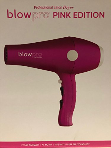 blowpro Professional Salon Blow Dryer (Pink Edition)