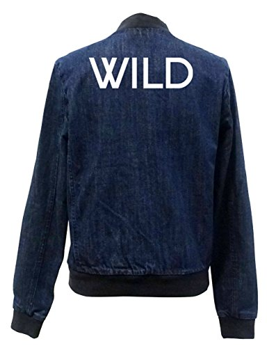Girls Freak Bomber Certified Chaqueta Is Coming Jeans Winter xqR8I8