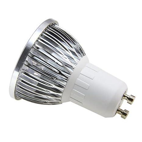 Nuevo 5 W alta intensidad y foco GU10 LED bombilla de ...