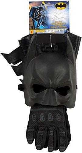 Rubie's Men's Batman Adult Accessory Kit, Multi, One -