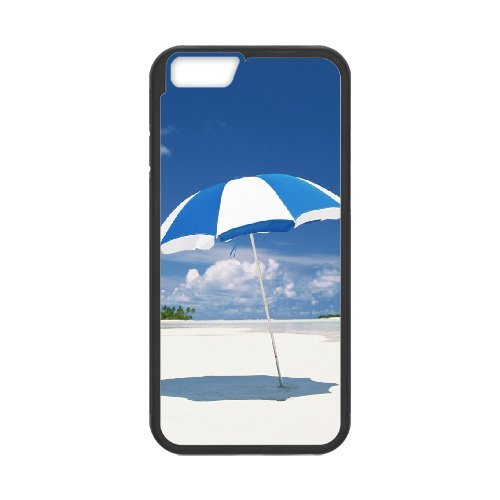 "LP-LG Phone Case Of Island Beach For iPhone 6 (4.7"") [Pattern-6]"
