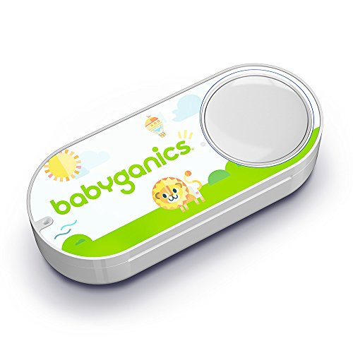 Price comparison product image Babyganics Dash Button