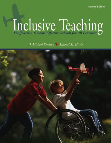 Inclusive Teaching: The Journey Towards Effective Schools...