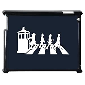 Simple Joy Ipad Case, Doctor Who Hard Plastic Back Protection Case for Ipad 2/3/4