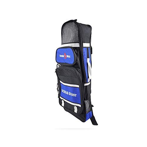 Snorkeling Gear Backpack - Deluxe Scuba, Snorkeling Fin Bag