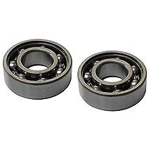 Partner K650, K700, K750 crankshaft bearings set