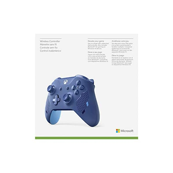 Xbox Wireless Controller – Sport Blue Special Edition 7
