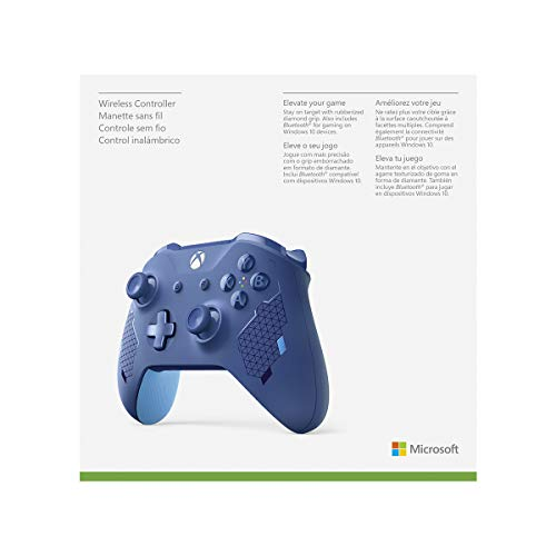 41ZFw6xNv4L - Xbox Wireless Controller - Sport Blue Special Edition