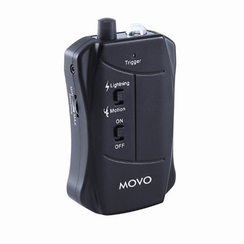 Movo Photo LC100-N Lightning & Motion Trigger for Nikon DSLR Camerasの商品画像