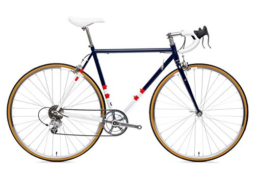 State Bicycle Co. 4130 Road - Americana 59cm