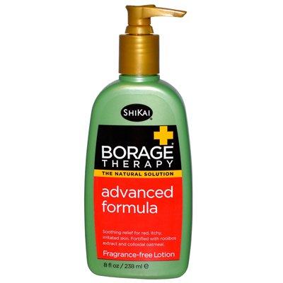 Shikai Borage Therapy Advanced Formula Fragrance Free - 8 Fl Oz (Borage Advanced Therapy Formula compare prices)
