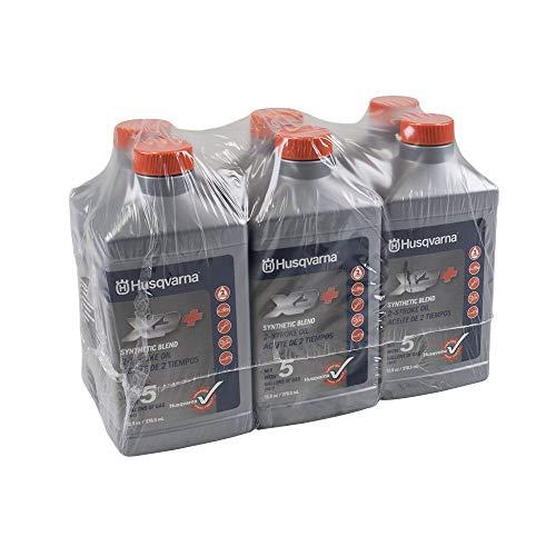 Husqvarna XP 2 Stroke Oil 12.8 oz. Bottle 6-Pack
