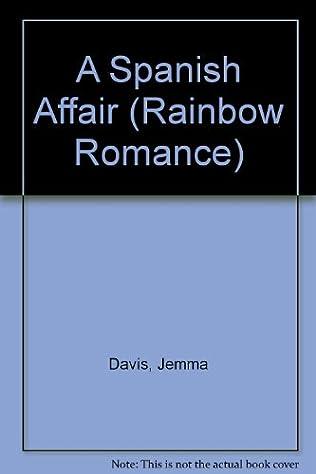 book cover of A Spanish Affair