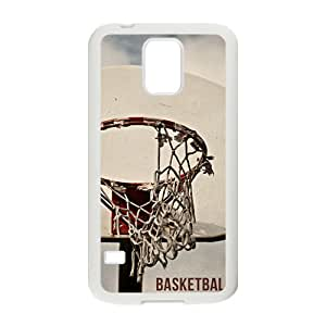 basketball never stops Phone Case for Samsung Galaxy S5