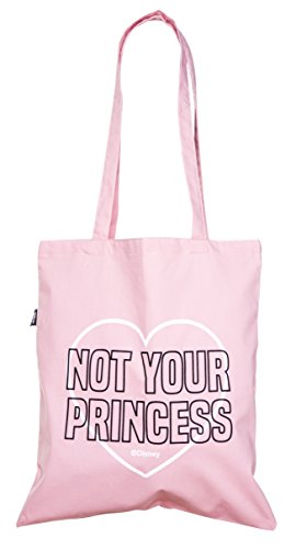 Disney Not Your Princess Tote Bag from Local Heroes