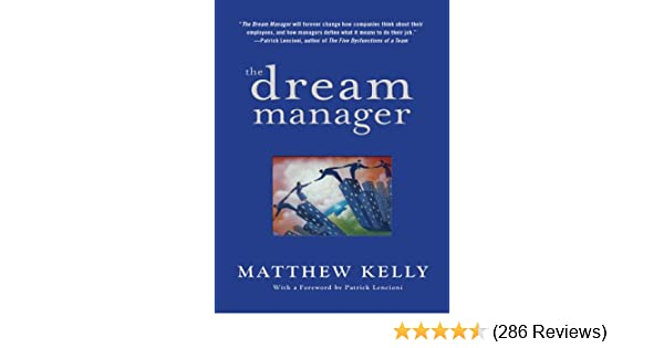 Download free the dream manager ebook