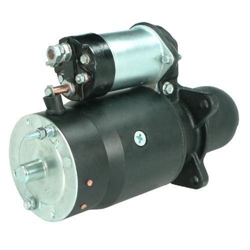 DB Electrical SDR0102 New Starter for Hyster Cranes KE-100 Kerry Krane Continental F-245, Lift Trucks H-100C  H-120C H-60 H-70 P-80 S-100 /119852A, 1335326, 170238, 282663, 282666, 3001020, 3033926