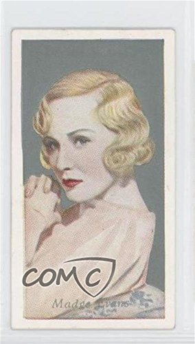 Madge Evans (Trading Card) 1934 Godfrey Phillips Film Favourites - Tobacco [Base] #14 (Phillips Tobacco Card)