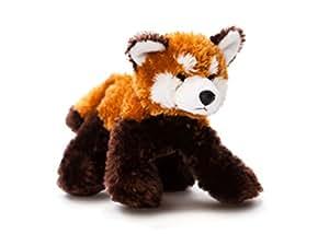 Aurora World Mini Flopsies31386 -Panda Rojo de Peluche