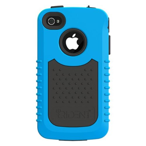 Trident CY2-IPH4-BL Cyclops II Case for iPhone 4/4S - 1 Pack- Retail Packaging - Blue