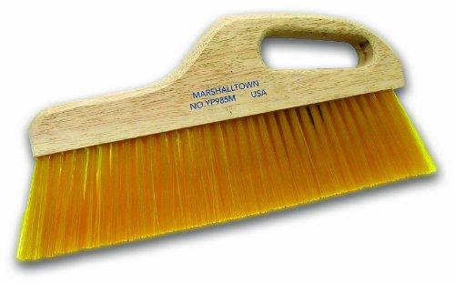 UPC 035965069854, MARSHALLTOWN The Premier Line YP985M 12-Inch Yellow Poly Finishing Brush-Medium