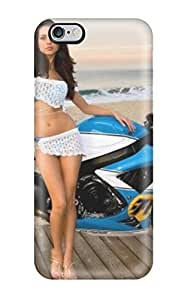Fashion LyQgqPy1290cTJwY Case Cover For Iphone 6 Plus(suzuki Motorcycles)